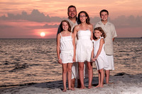 Fort Morgan Family Portrait