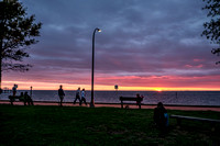 Fairhope Sunset