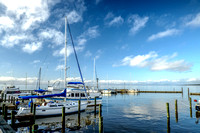 January Afternoon at Fairhope Pier