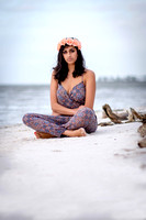 Gulf Shores Model Portrait