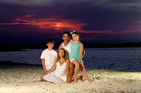 Family Portrait in Perdido Key