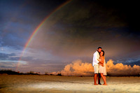 Orange Beach Proposal Photographer