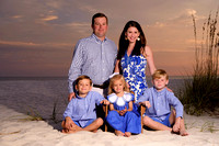 Perdido Key Family Portrait