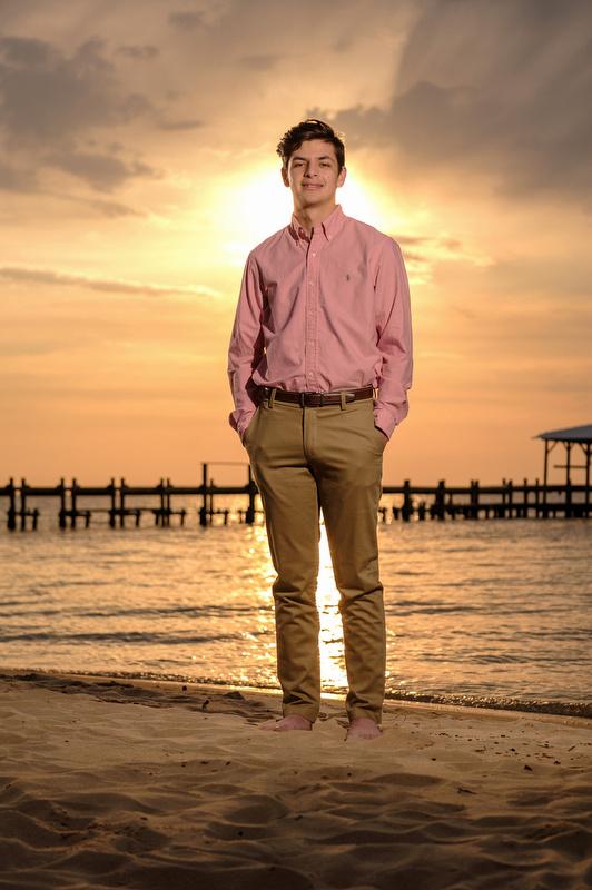 Fairhope Senior Portrait Photographer