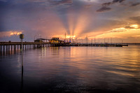 Fairhope Sunset Photography
