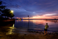 Fairhope Pier Photography
