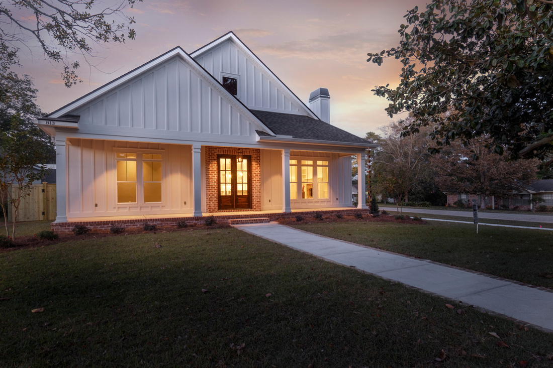 Custom Home Fairhope ARK Builders LLC
