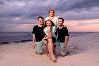 Family Beach Photographer in Perdido Key Florida