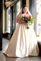 Wedding at Azalea Manor Mobile Alabama