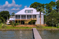Baldwin County Real Estate Photographer | Josephine Bay House