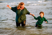 Candid Gulf Shores Family Photography