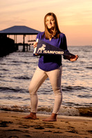 Fairhope Alabama Senior Portrait Photographer
