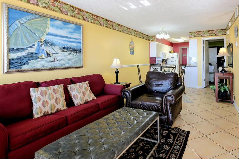 Gulf Shores Island Shore Condominium