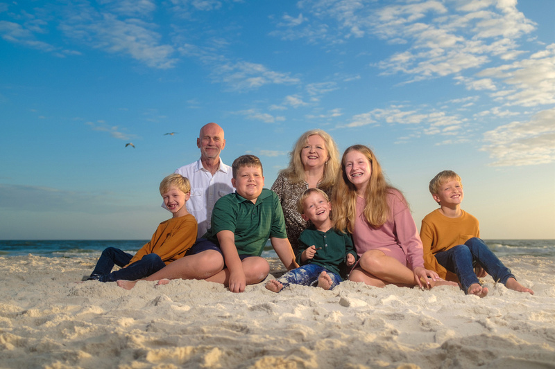 Time with the Grandkids in Gulf Shores Alabama