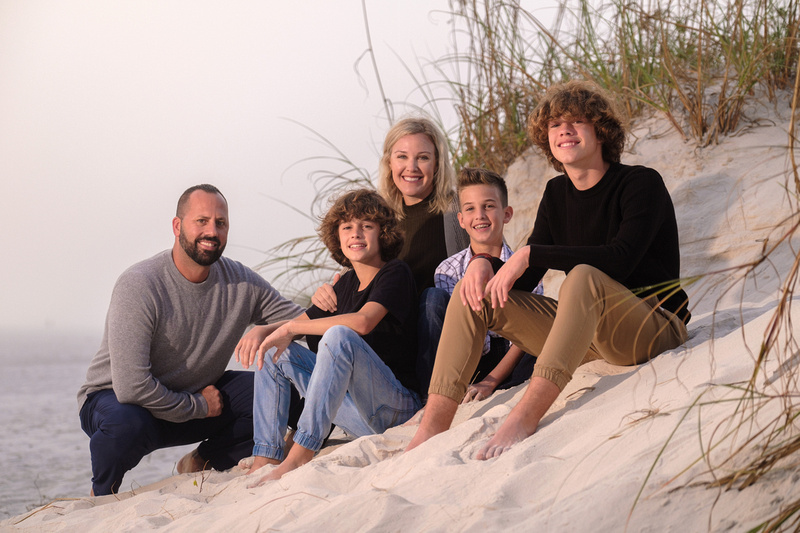 Family Photographer at Phoenix West Orange Beach