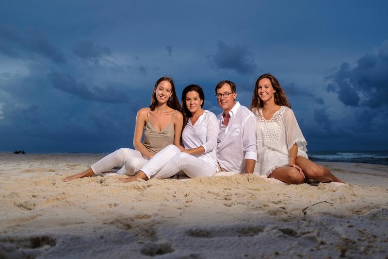 Vista Del Mar Perdido Key Family Photography
