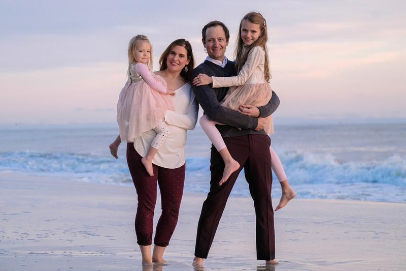 Family Beach Portraits in Dauphin Island