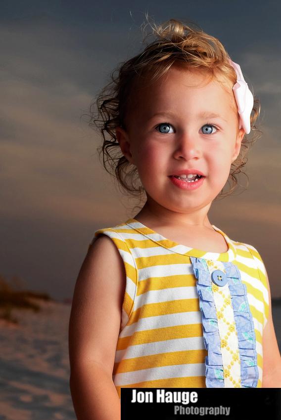 Portrait of Child