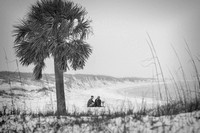 Proposal at Fort Pickens
