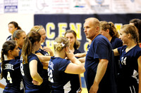 Bayshore Christian vs Central Christian Volleyball
