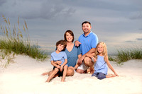 Family Beach Session Perdido Key