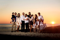 Multifamily Beach Portrait Gulf Shores Photographer
