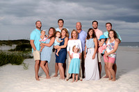 Family Beach Portrait Photographer | Perdido Key | Gulf Shores | Orange Beach