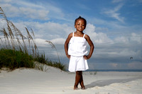 Family Beach Vacation Portraits Perdido Key Photographer