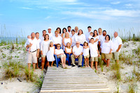 Family Reunion Photographer West Beach Gulf Shores