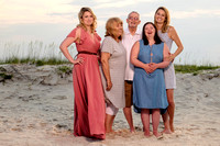 Sunset Beach Portrait Dauphin Island Portrait Photographer