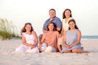 Gulf Shores Family Photographer Natural Light