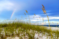 Rainbow at Perdido Key