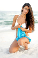 Swimsuit Portrait in Perdido Key
