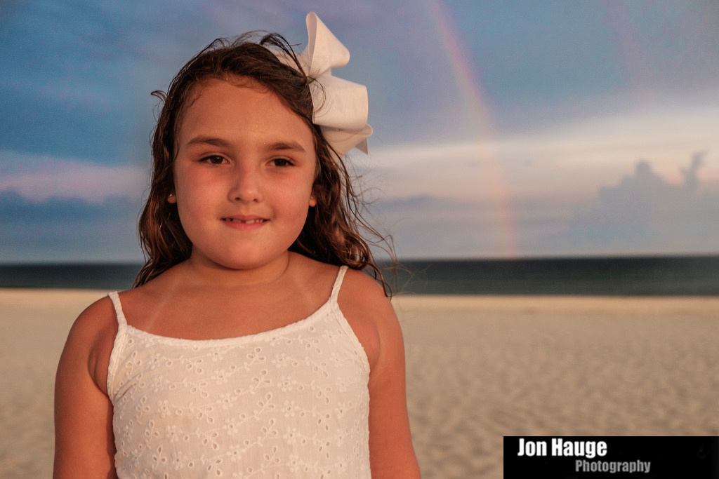 Rainbow Princess in Perdido Key