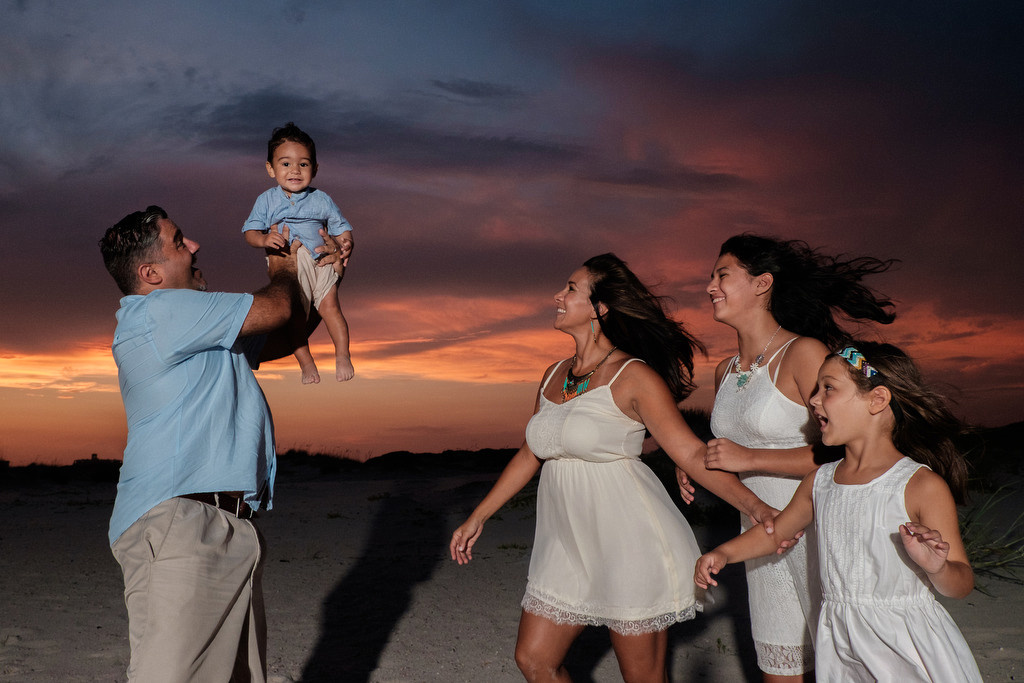 Family Portrait Photographer in Gulf Shores