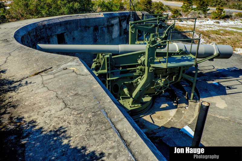 Battery Copper at Fort Pickens