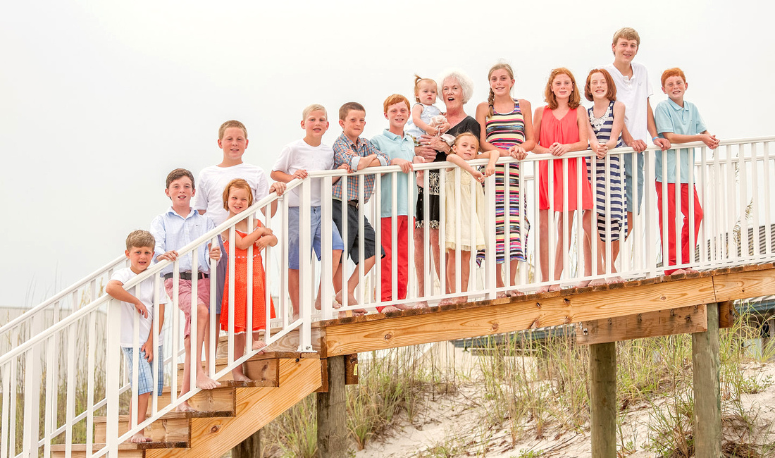 Family Reunion Photographer in Gulf Shores
