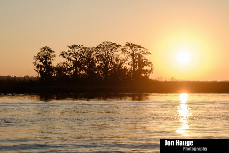 Blakeley River Sunsrise
