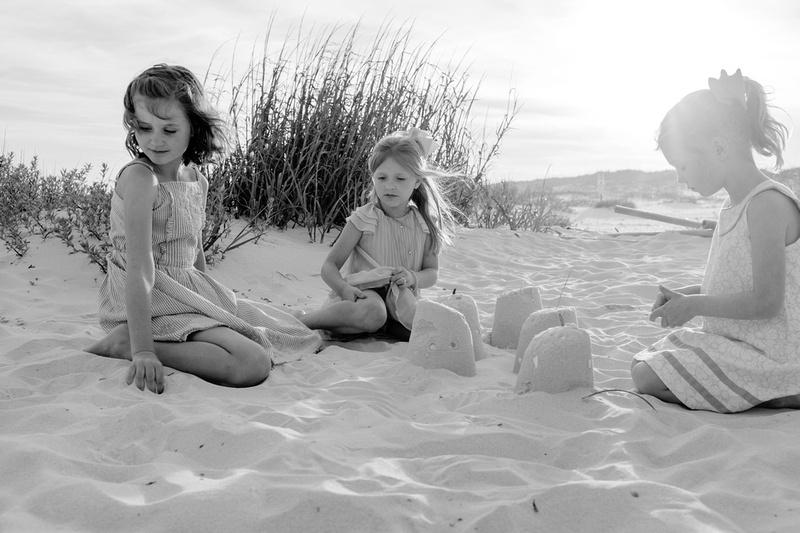 Gulf Shores Beach Portrait