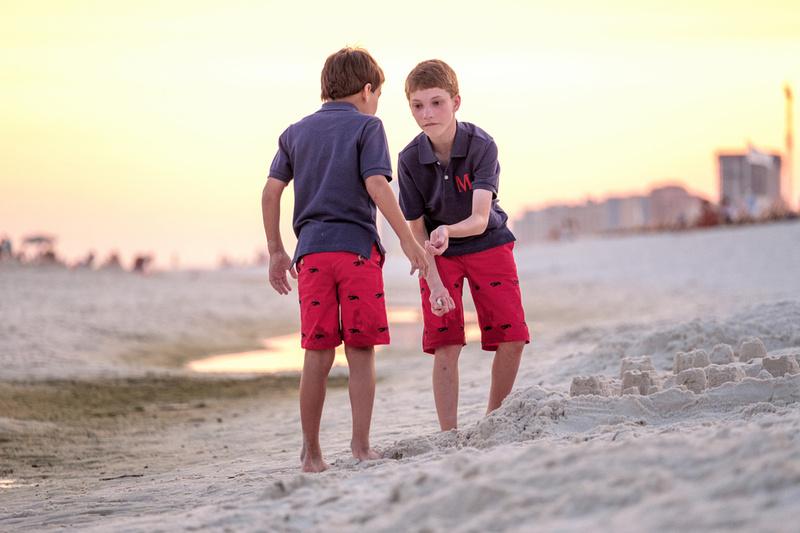 Perdido Beach Resort Portrait Photographer Orange Beach