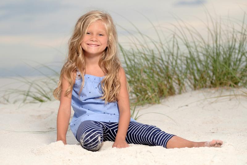 Child Portrait Photographer in Perdido Key