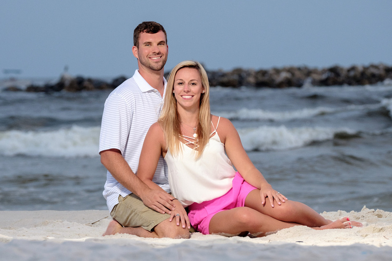 Destination Beach Proposal Orange Beach