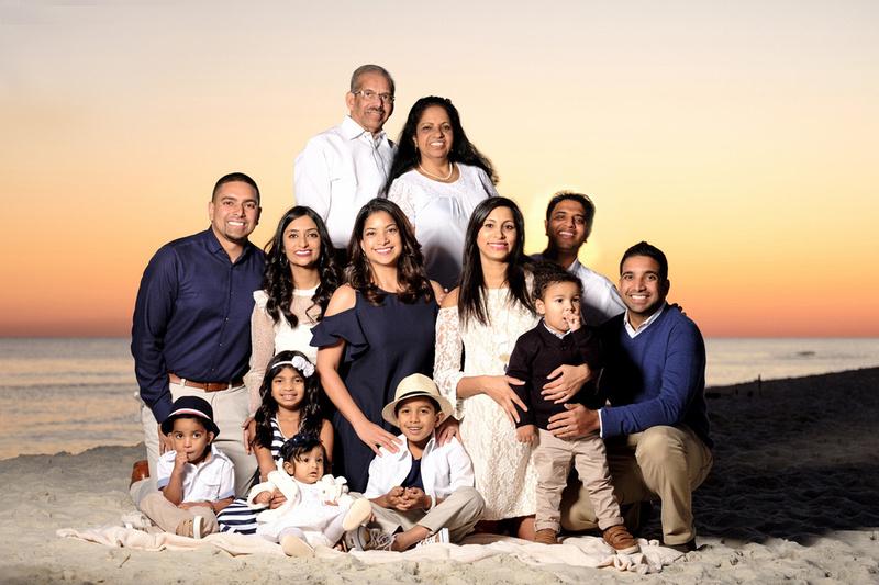 Family Beach Portrait Gulf Shores