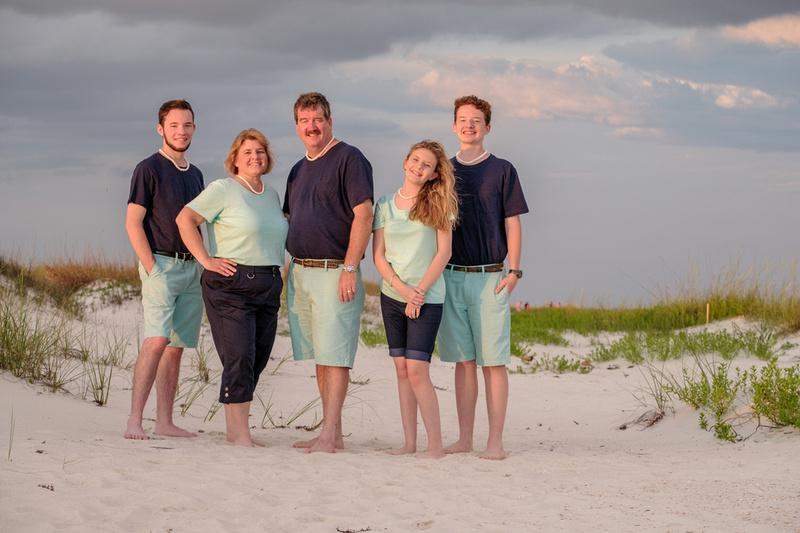 Family Beach Photographer in Orange Beach Alabama