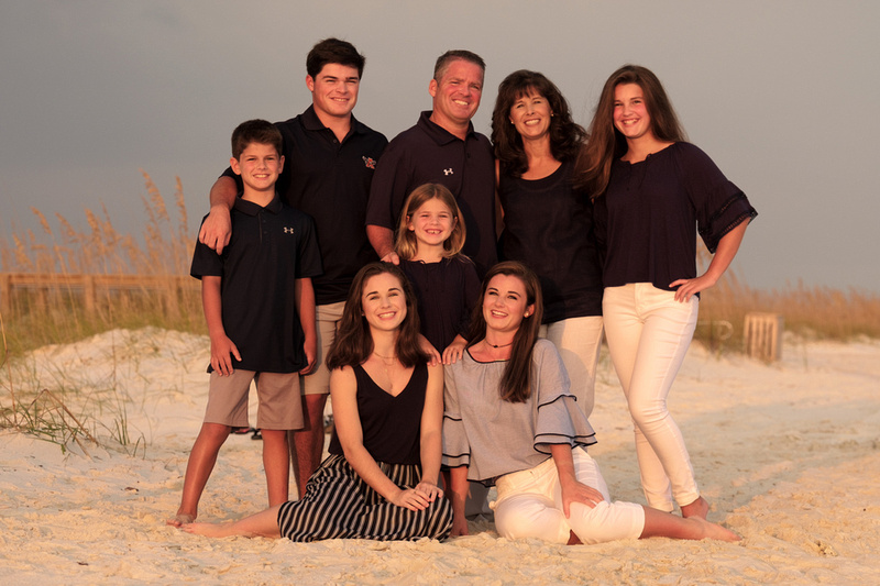 Pensacola Beach Family Photographer