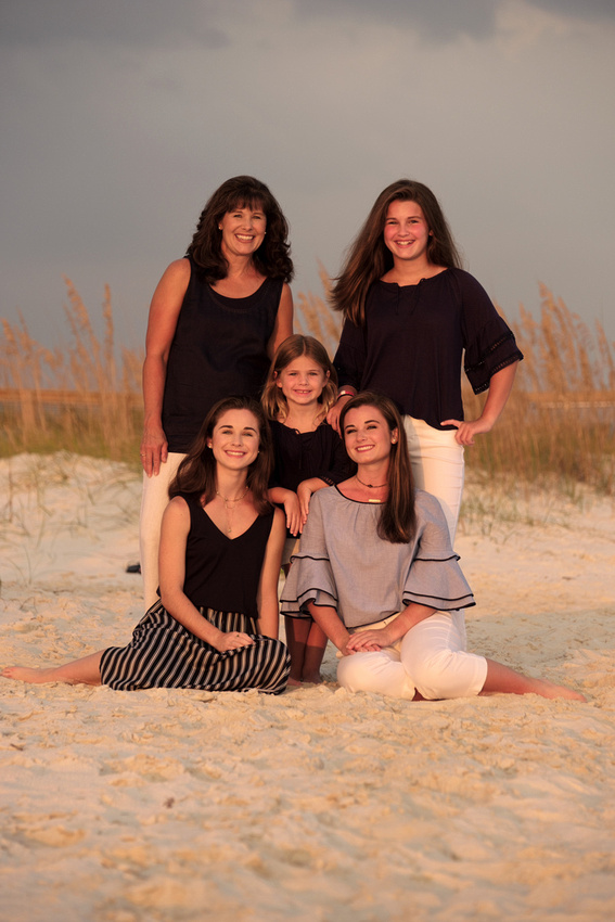 Pensacola Beach Portrait Photographer
