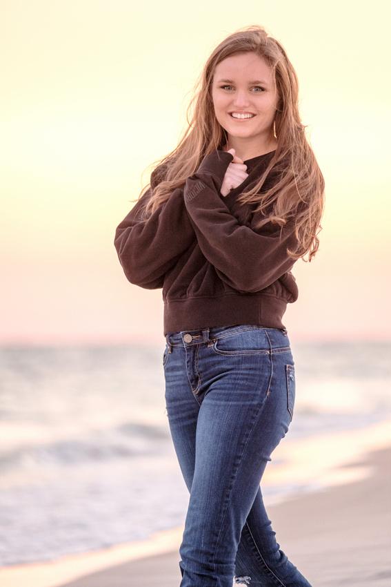Gulf Shores Senior Portrait Photographer
