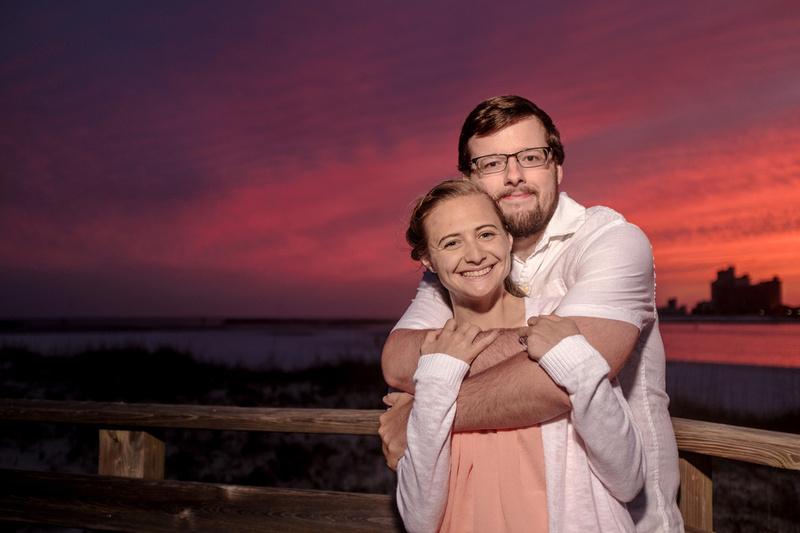 Beach Proposal Gulf Shores Photographer