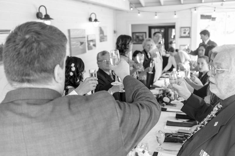 Wedding Reception at Jesse's Restaurant