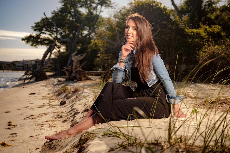 Photographer in Gulf Breeze